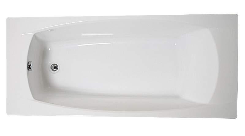 Ванна Marka One PRAGMATIKA 173-155x75 без гидромассажа - купить в Казани по цене 22 200 Р в интернет-магазине Marka